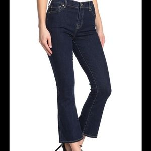 7 For All Mankind NWT B(Air) Slimkick Jeans